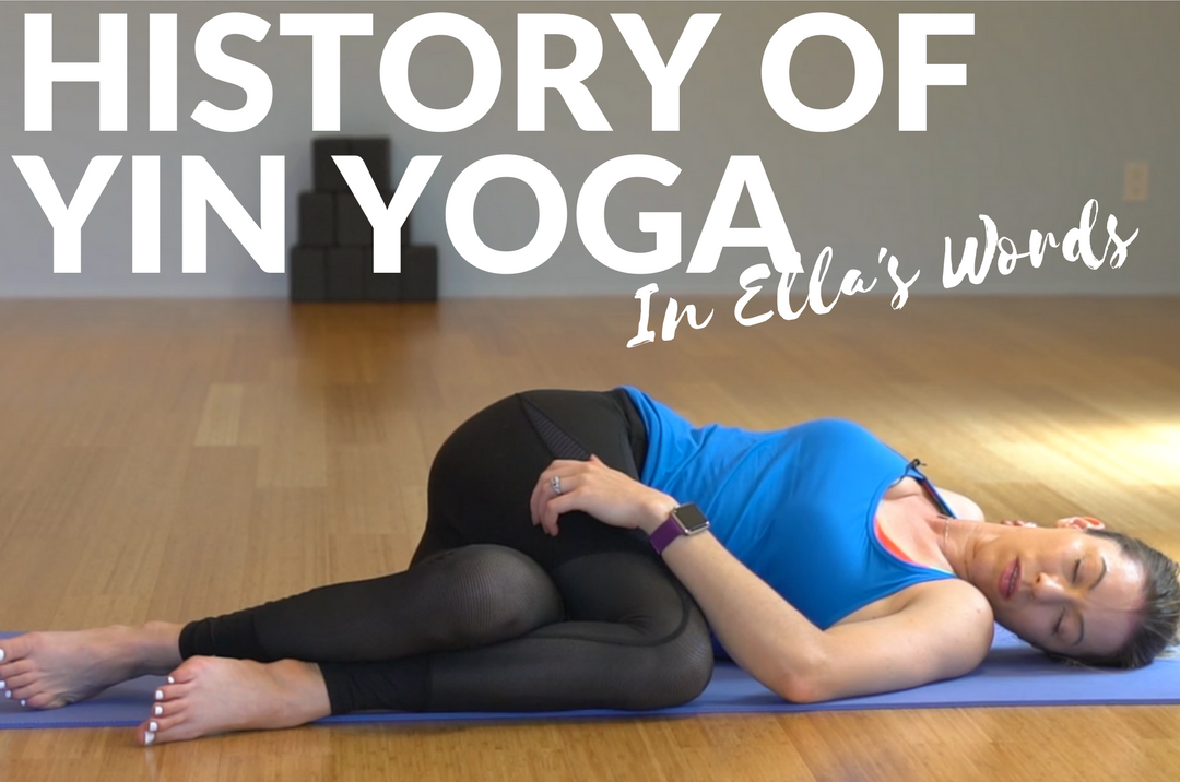 History of Yin Yoga